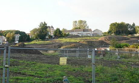 Green Belt Site Housing Land Project Management And Sale